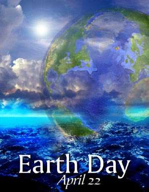 Happy 40th Birthday Earth Day!