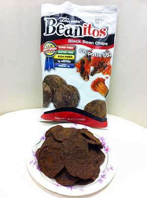 Beanitos Gluten-free Chipolte Black Bean Chips by Bean Brand Foods