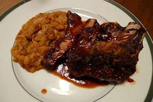 Julia Child's Broiled or Barbecued Spare Ribs (Gluten-Free)