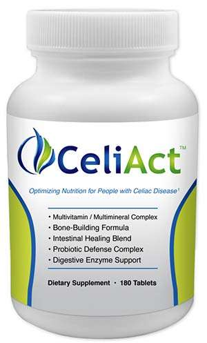 Can digestive enzymes help with gluten intolerance uk