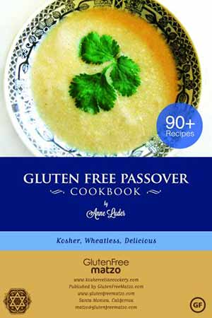 Gluten-Free Passover Cookbook