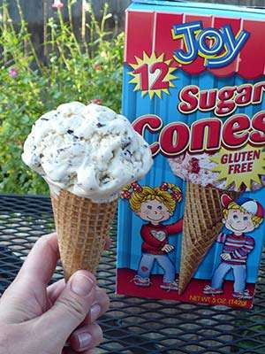 Joy Cone Gluten-free Sugar Ice Cream Cones