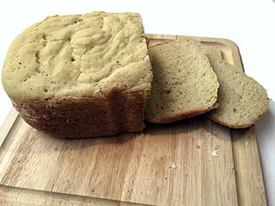 Scott Adams' Gluten-Free Bread Machine Bread