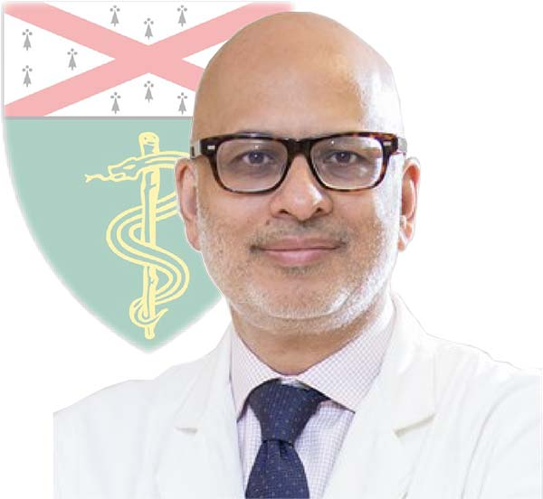 Wajahat Mehal, PhD, MD, Head of the Digestive Disease Section at Yale School of Medicine, will lead this free Webinar.