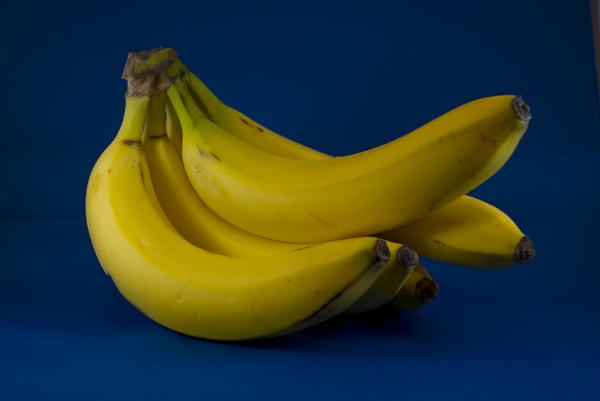 Why were bananas once regarded as a cure for celiac disease? Image: CC--jster