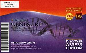 Glutenpro Celiac Genesure Genetic Test