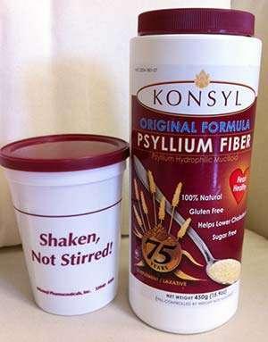 Konsyl's Gluten-Free Original Psyllium Fiber - Celiac.com