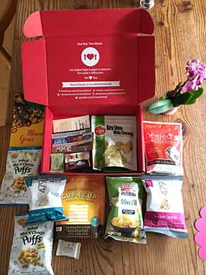 Love With Food's Mardi Gras Gluten-Free Box