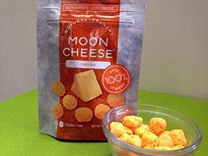 Gluten-Free Natural Crunchy Cheddar Moon Cheese