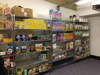 Nation S First Free Food Pantry For People With Food