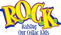 R.O.C.K. Raising Our Celiac Kids