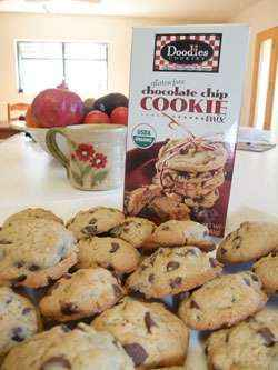 Doodles Cookies Gluten-Free Chocolate Chip Cookie Mix