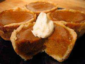 Gluten-Free Holiday Pumkin Pies