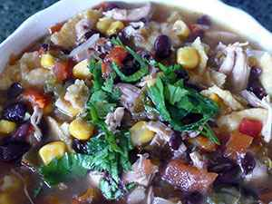Frontier Soups Gluten-Free South of the Border Tortilla Soup Mix