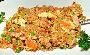 Really Good Chinese-style Fried Rice (Gluten-Free ...