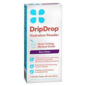 Drip Drop Gluten-Free Hydration Powder
