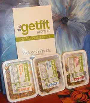 Female GetFit Gluten Free 7-Day Weight Loss Program