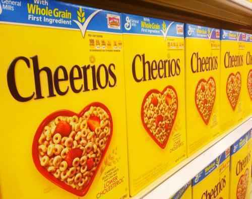 Cheerios Are Finally Going Gluten-Free