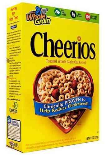 Cheerios Sales Rise After Switch To Gluten-Free