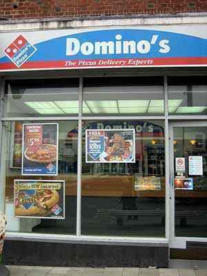 Domino's Pizza Now Offers