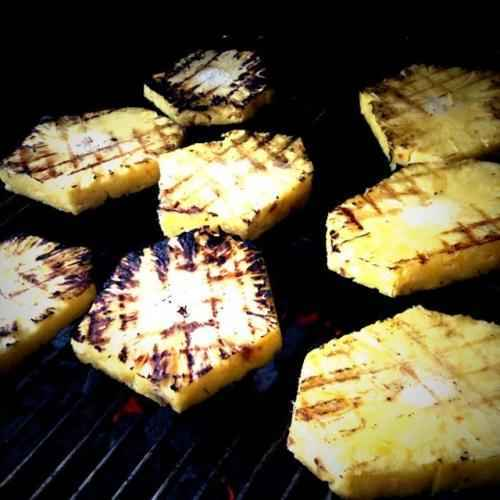 Grilled Pineapple (Gluten-Free)
