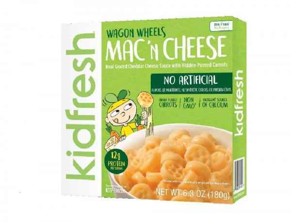 Kidfresh Launches New Gluten Free & Organic Meals for Kids