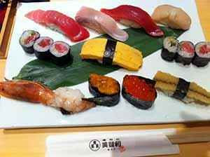 How to Safely Order Gluten-Free Sushi