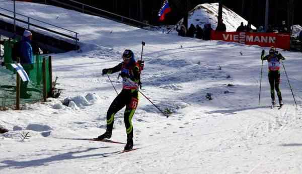 Celiac Disease Diagnosis Fuels Biathlete's Battle Back to the Top