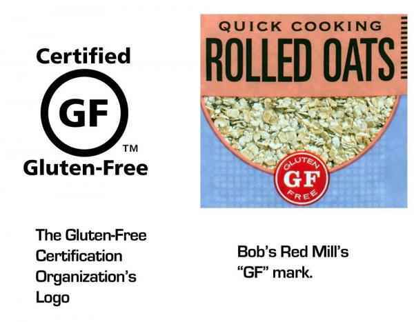 Bob's Red Mill Sues Gluten Intolerance Group Over Dueling Gluten-Free Symbols