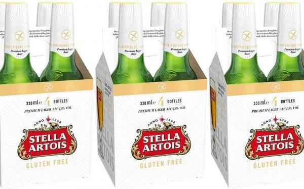 Stella Artois Looks for Big Hit with New Gluten-Free Version