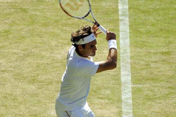 No Gluten-Free Diet for Tennis Champion Roger Federer