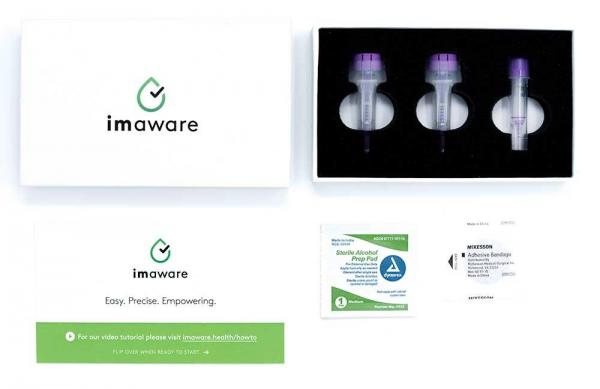 At-Home Celiac Disease Test by imaware™ - A Product Review with Video