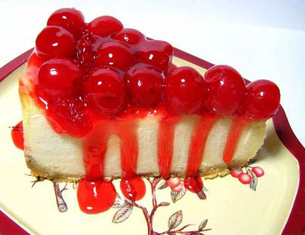 Best Ever Gluten-free No-Bake Cheesecake